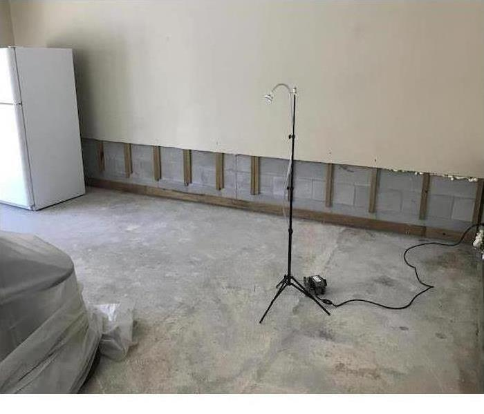 Water Damage –  Mansfield, Ohio Home