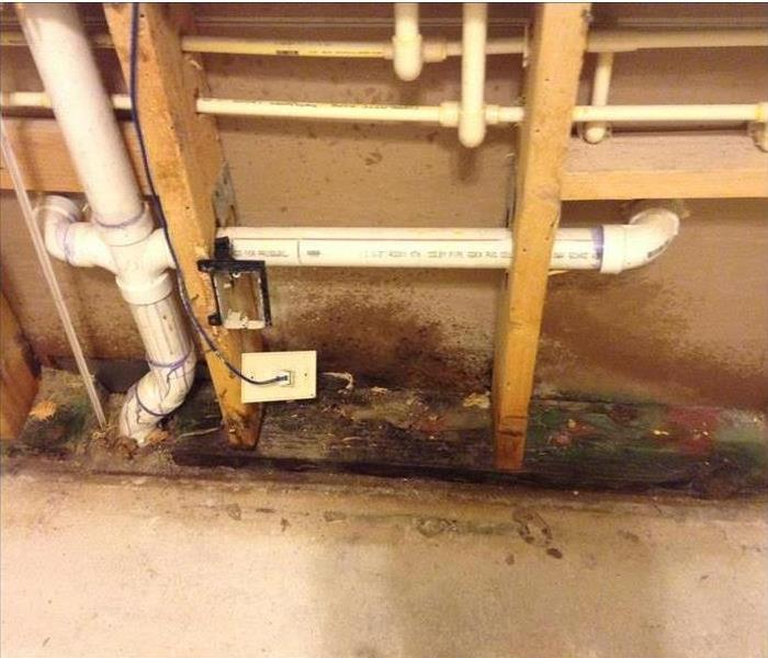 Water Damage in Mansfield, Ohio
