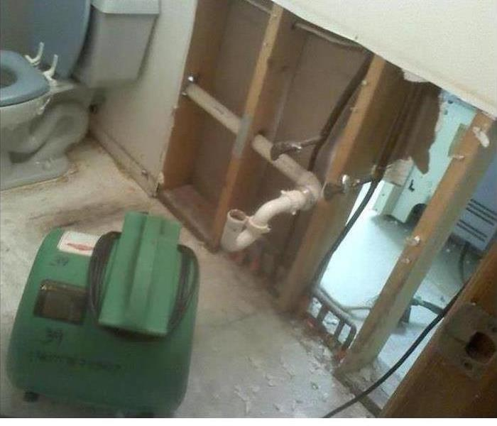 Water Damage in Richland County