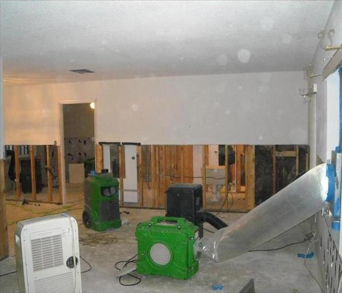 Black Mold removal in South Richland County.