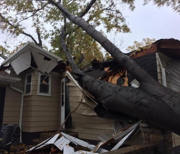 Storm Damage Staying Safe During a Thunderstorm or Flood
