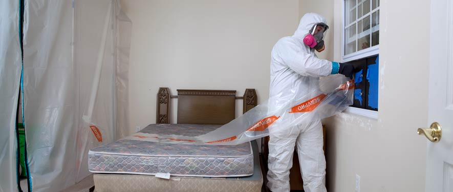 Mansfield, OH biohazard cleaning