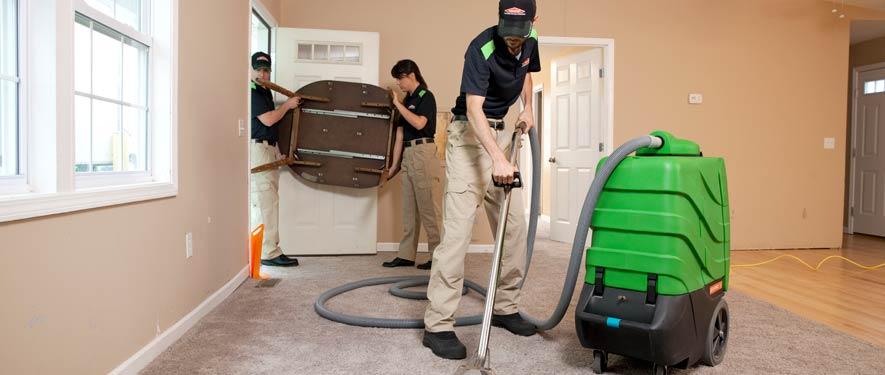 Mansfield, OH residential restoration cleaning